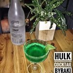 Cocktail Hulk